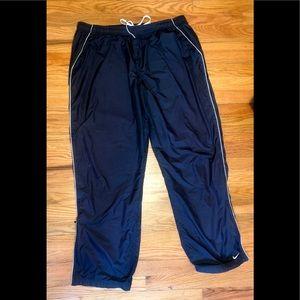 Nike Men's XXL black training pants